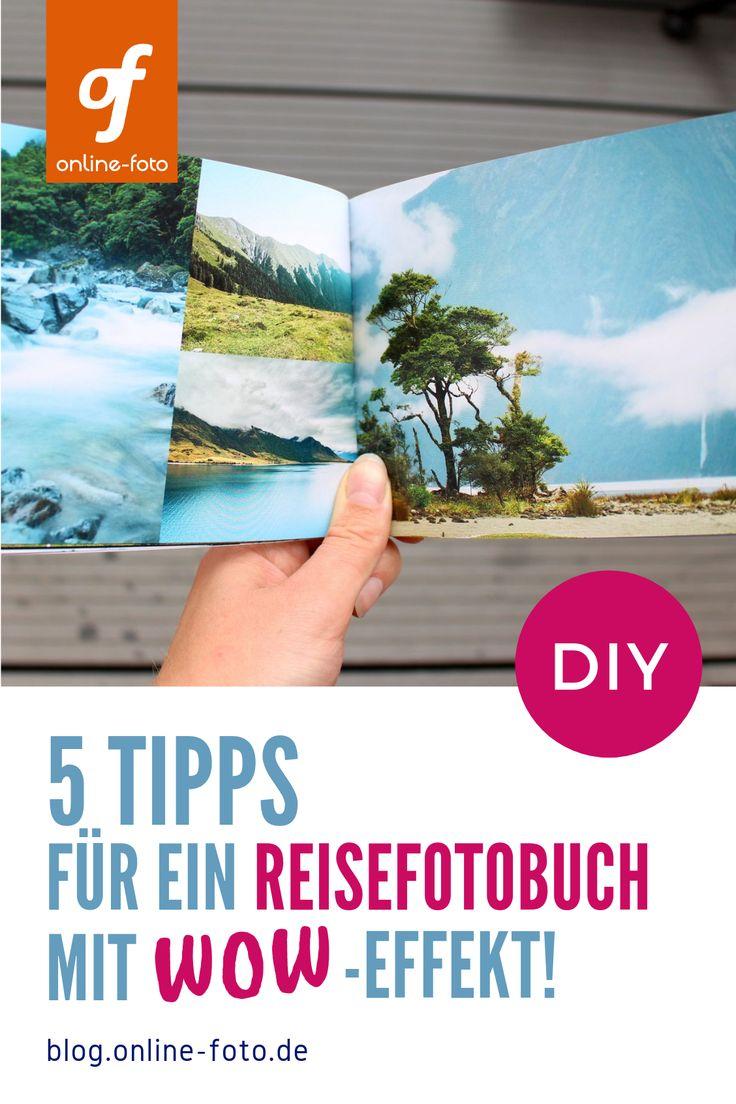 5 Tipps für ein Reisefotobuch