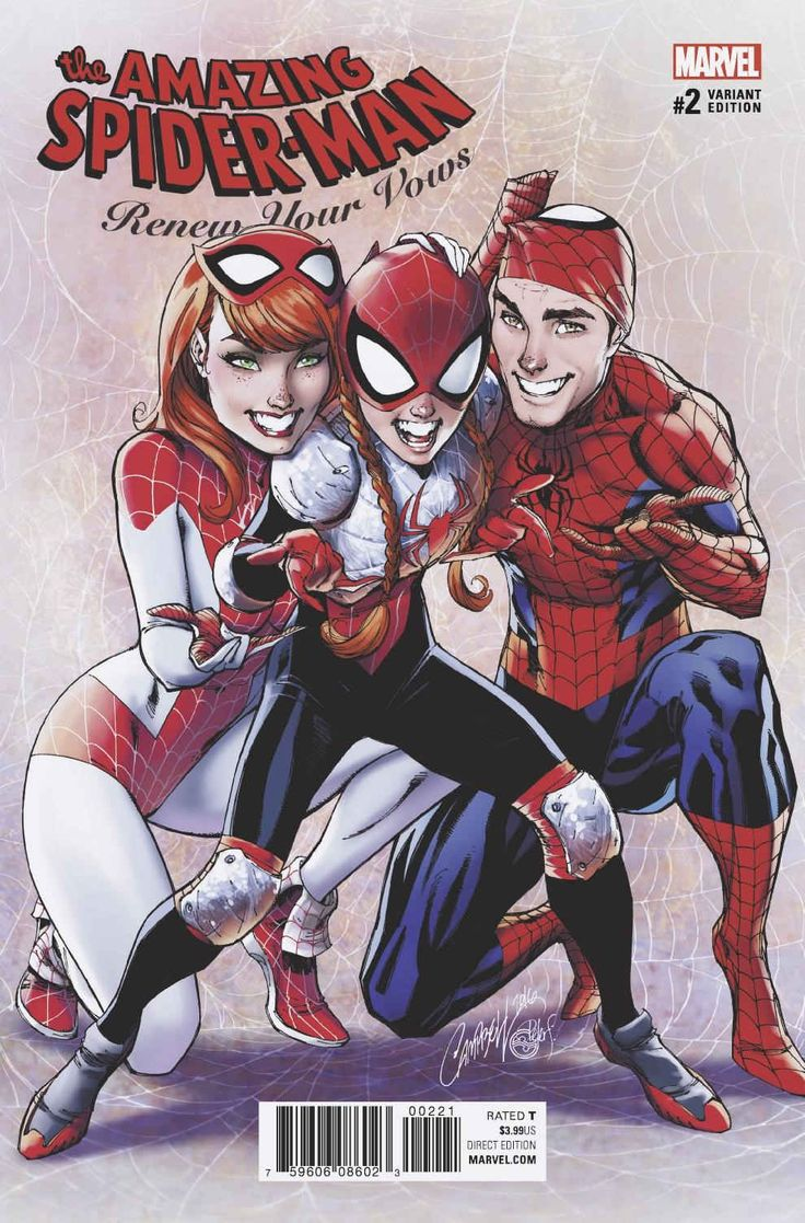 Amazing Spider-Man: Renew Your Vows #2