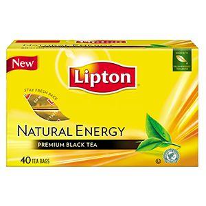 FREE samples of Lipton® Natural Energy - http://www.dealiciousmom.com/free-samples-of-lipton-natural-energy/