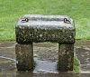 Stone of Scone, Block of red sandstone used for the coronation of Scottish kings. Usually seen as a symbol of unity and Scottish independence.