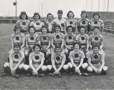 The real Rockford Peaches!