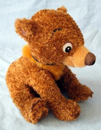 Disney Stuffed Animal Collectibles | Disney Stuffed Plush Animal Koda Brother Bear Teddy Store Brown Small