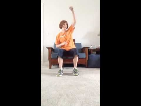 27 best images about seated dance fitness on pinterest for Chair zumba
