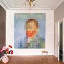 Pixelated Van Gogh