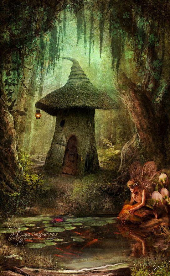 2266 Best Fairy Land Images On Pinterest
