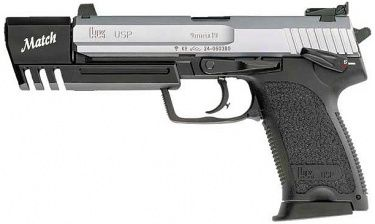 Heckler & Koch USP Match - 9x19mm Find our speedloader now! http://www.amazon.com/shops/raeind