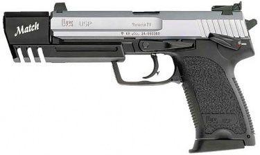 Heckler & Koch USP Match - 9x19mm Find our speedloader now! http://www.amazon.com/shops/raeind