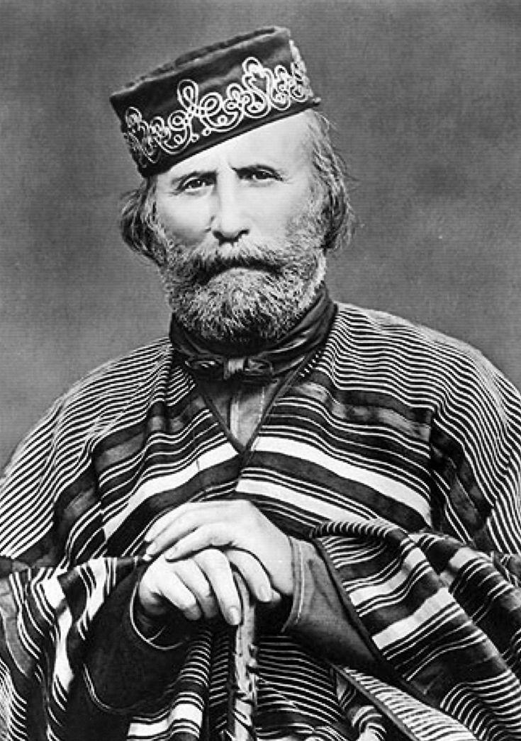 cameliapr: Garibaldi: el héroe de la liberación de Italia