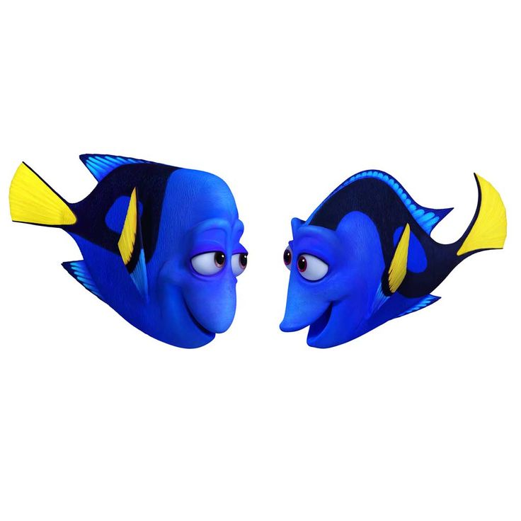 FINDING DORY - Pictured (L-R): CHARLIE (voice of Eugene Levy) and JENNY (voice of Diane Keaton) would do anything for their only child, Dory. They celebrate and protect her, striving to arm her with the skills she'll need to navigate the world with a faulty memory. Jenny may appear cheerful and a little flighty—but she's a protective mother and a smart role model. Charlie likes to joke around, but nothing is more important to him than teaching his memory-challenged daughter how to survive…