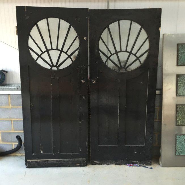 42 Best Images About Art Deco Doors Amp Windows On Pinterest