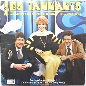Les tannants.   1972-1977
