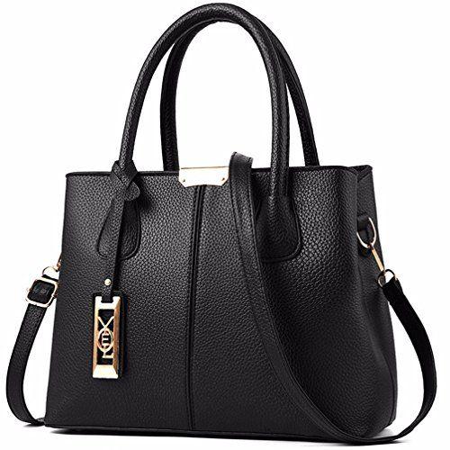 a1d3da24f8ab COCIFER Women Top Handle Satchel Handbags Shoulder Bag Tote Purse Messenger  Bags