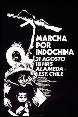 SÓLO FOTOS: CHILE AÑOS 70 - AFICHES, FOTOS (recursos de libre disposición)