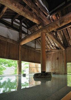 Minakami hot spring, Gunma, Japan