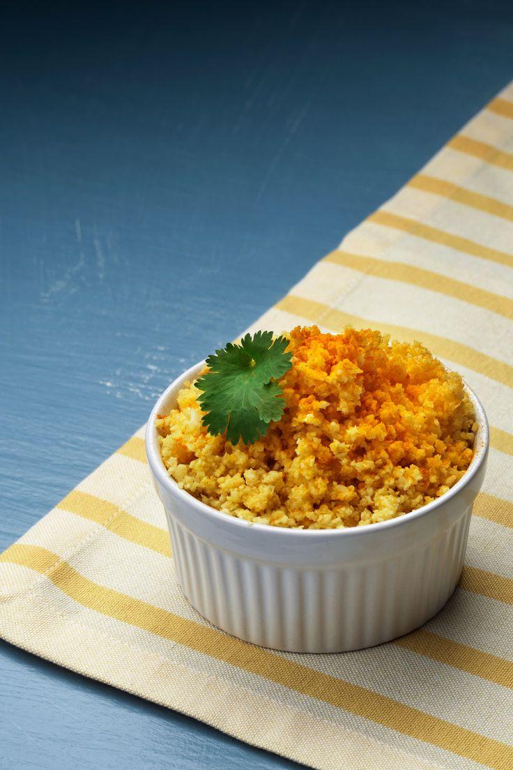 Cauliflower Rice – An Essential LCHF Side Dish