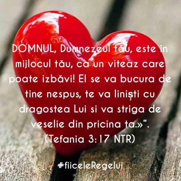 #fiiceleRegelui #incurajare #Biblia #CuvantulViu