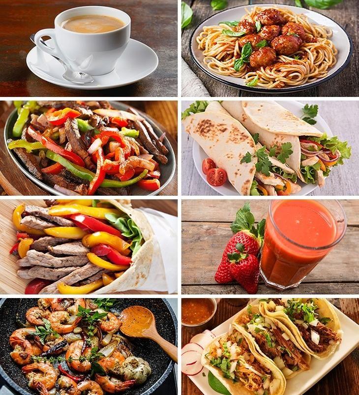NewPix.ru - Что можно поесть на 30 долларов в разных странах Мексика