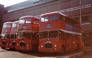 Skelhorne st and Ribble buses