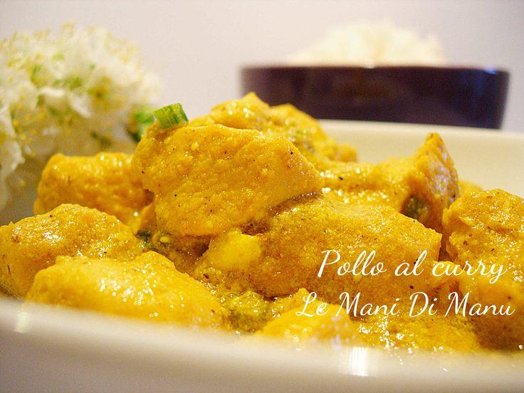 Pollo al curry, Ricetta speziata