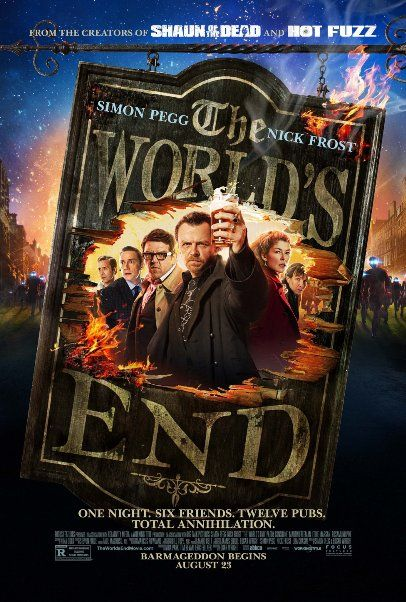 Watch The World's End (2013) Full Movie