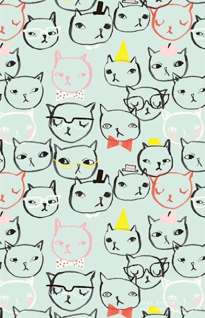 meow meow meow @Taiana Granja ainn olha isso. lembra as gatinhas lésbicas
