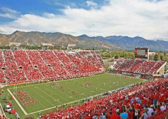 Extra Service for Univeristy of Utah Football Game  ~ RED
