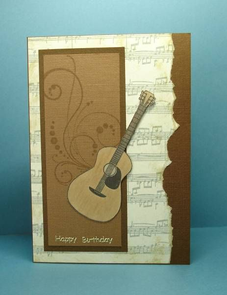 DTGDcmf1216, Musical Birthday by Cindy H. - Cards and Paper Crafts at Splitcoaststampers