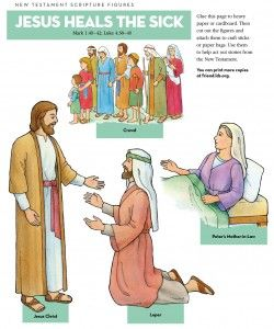 500 Best images about church - bible - Miracles of Christ on ...