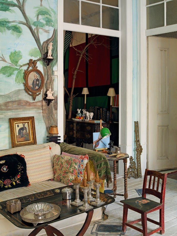 bohemian home interior design eclectic 34 best
