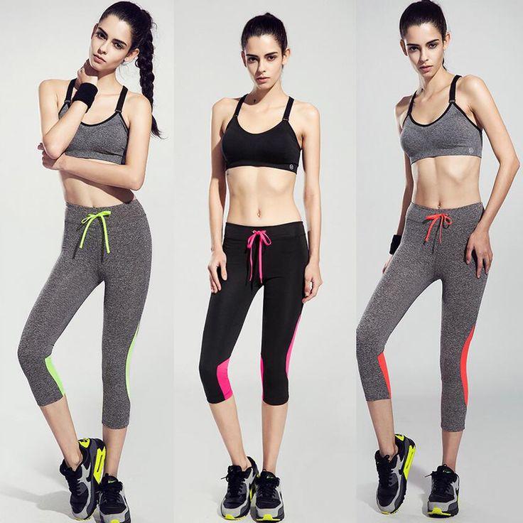 High Waist Elastic Women Leggings Workout