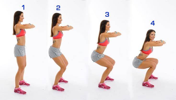 Rutina facil de ejercicios para adelgazar piernas rapido sin ejercicio