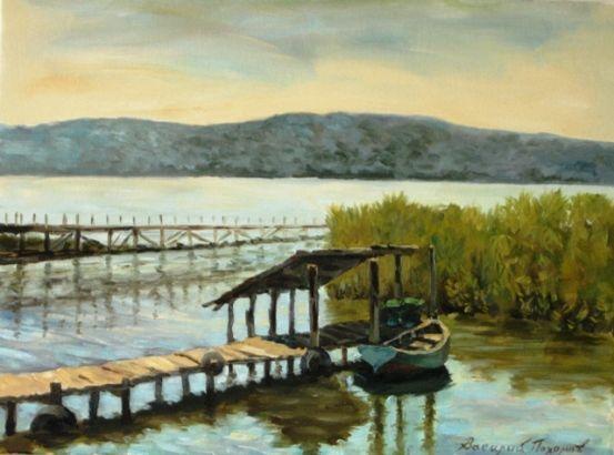 Похомов Василий. Тихая пристань.Два моста