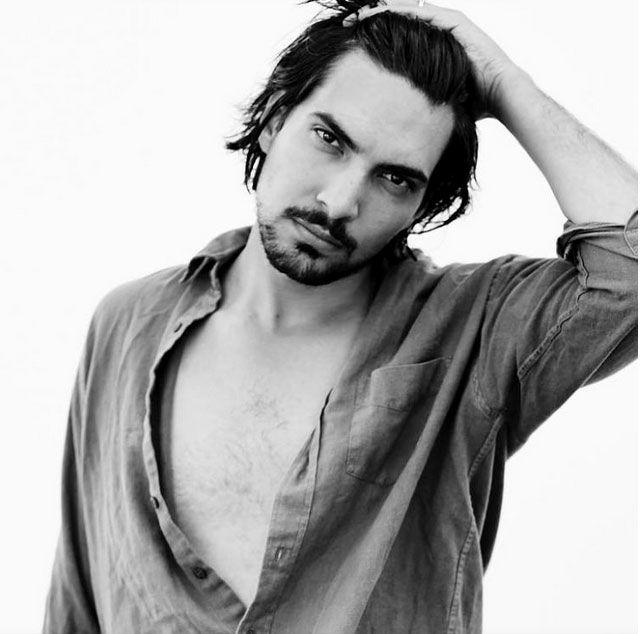 Model: Kamran Fulleylove #zipettmagazine