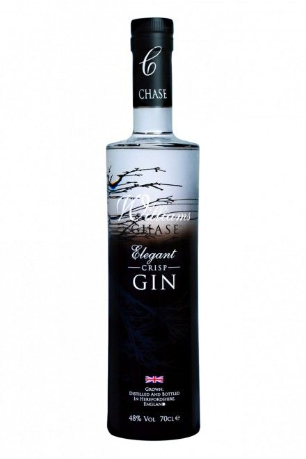 Williams Chase gin - tasted at Gin Shack. Initially tasted of compost, but much improved when mixed with ft aromatic tw