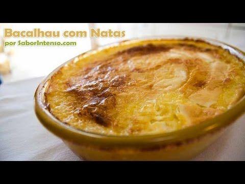 Recette brandade de morue à la portuguaise