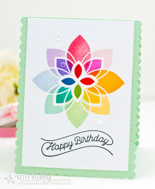 17 Best images about Birthday Cards Geometric – Good Ideas for a Birthday Card