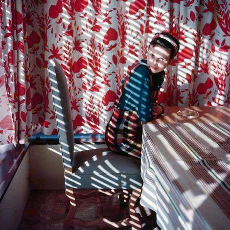 Jacques Henri Lartigue, Florette, 1954 on ArtStack #jacques-henri-lartigue #art