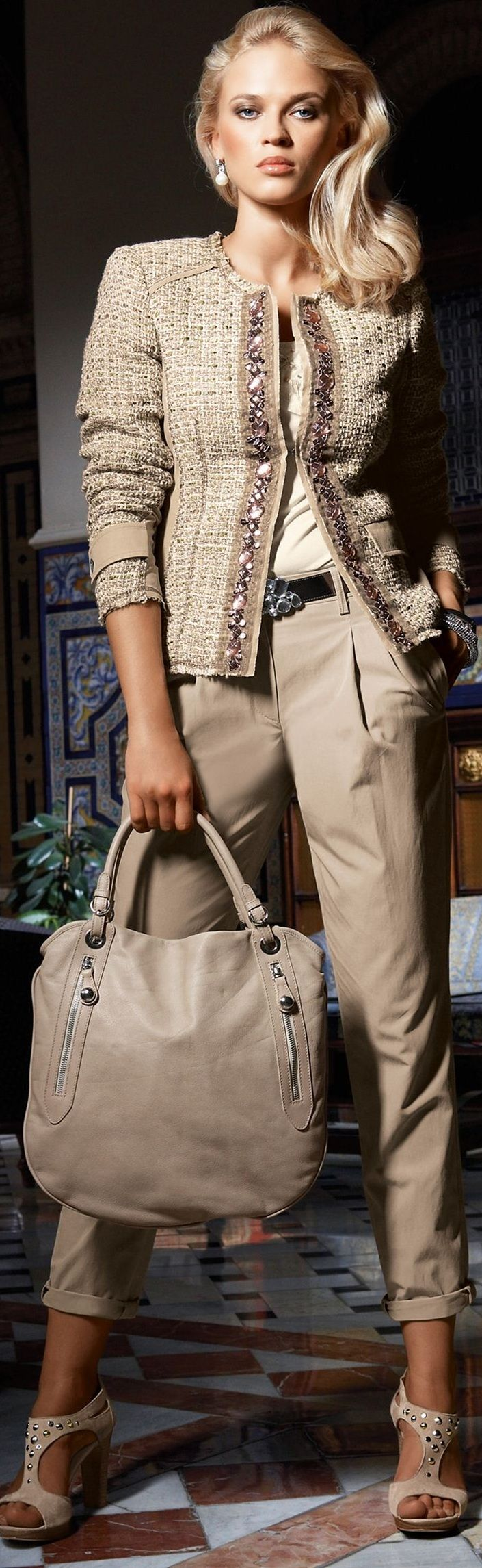 style ♥✤ | Keep the Glamour | BeStayBeautiful