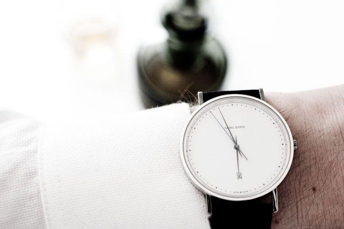 Watches. Georg Jensen   Henning Koppel watch