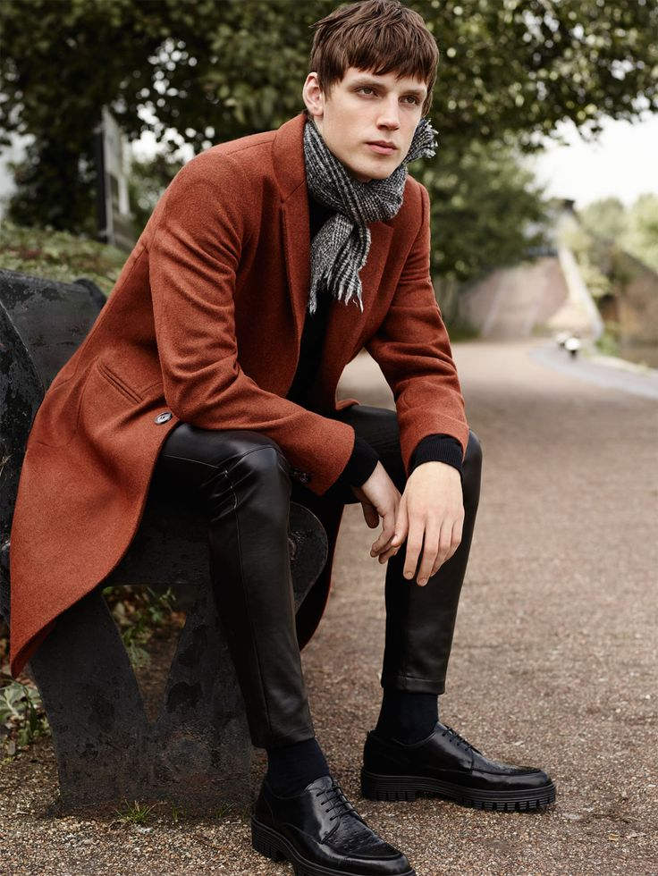 ZARA - #zaraeditorials - COAT UP | MAN