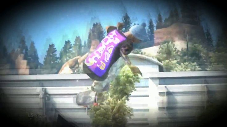 Skate 3 Trickline | Rise T1C3 OCE #3 (Other Rappers)