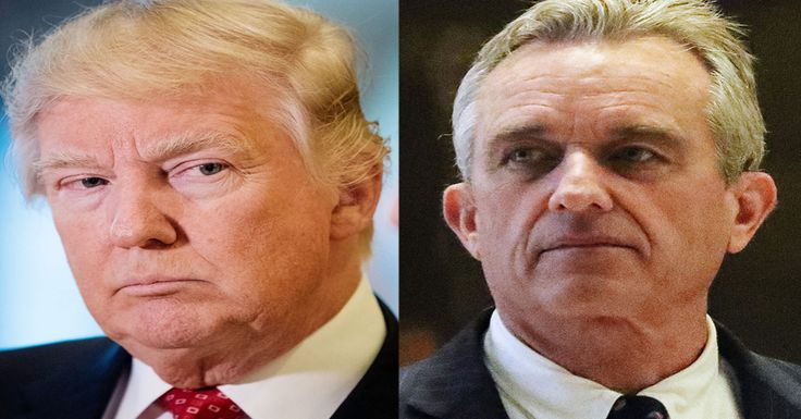 Robert F. Kennedy Jr. Drops Bombshell: 'Trump Could Be Greatest President In History!'