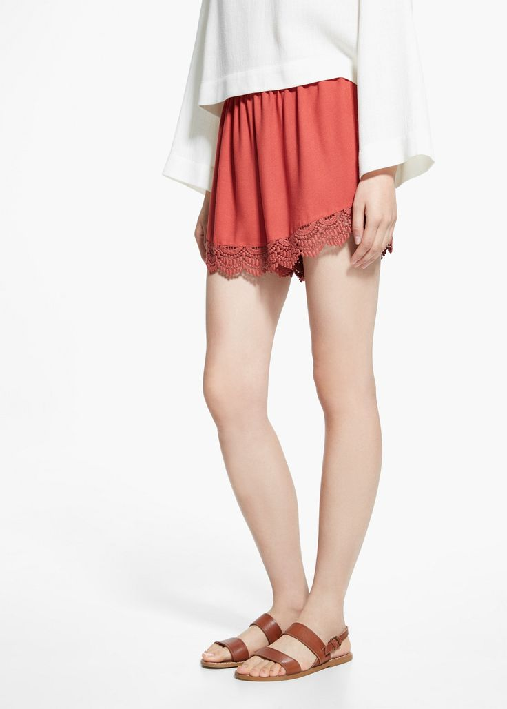 <p>Pantalons curts per anar a la moda aquest estiu: </p>