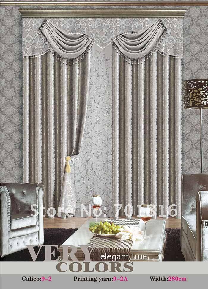 Grey Silver Pelmet Valance Drapes Curtains Hemma Hos Mig Pinterest
