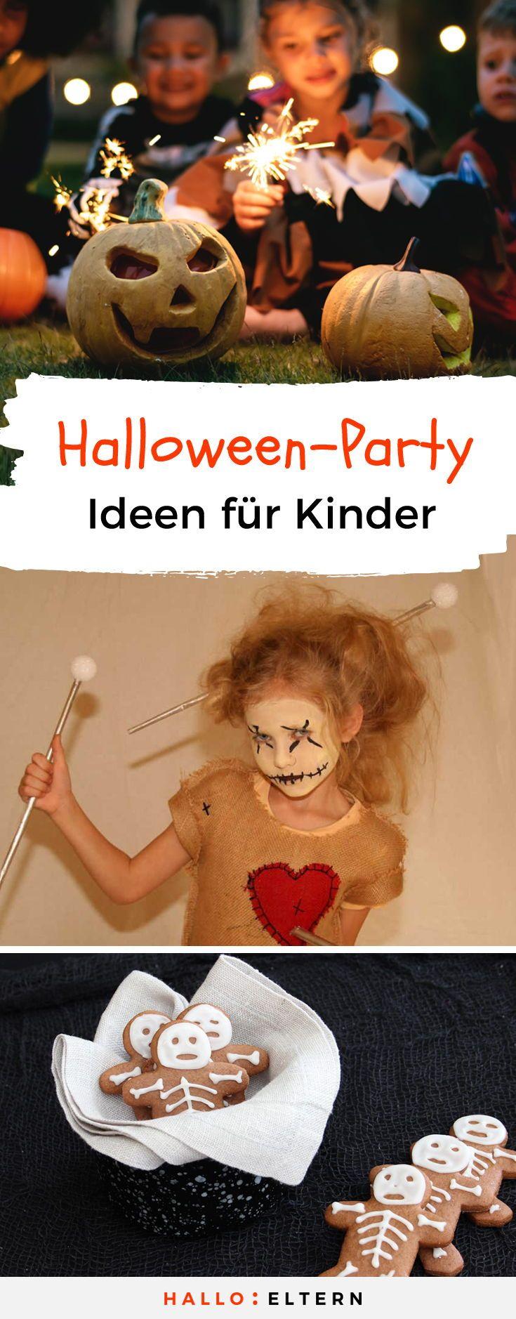 Halloween Party Kindgerechte Deko Tipps Grusel Rezepte Und Spielideen Party Halloween Kinderparty Halloween
