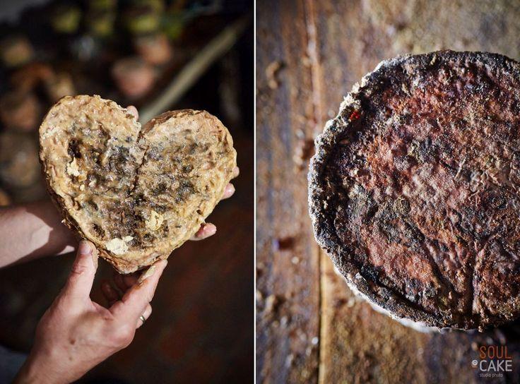 #Zabawakształtem. Specjalnie przygotowany ser długo dojrzewający na walentynki w kształcie serca :)