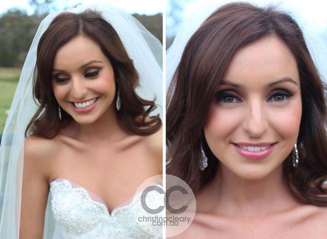 Wedding Hair And Makeup Sydney Bridal Mobile Artist Make Up Pinterest