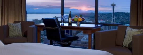 Westin Seattle - I love this hotel!