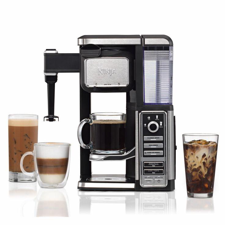 Ninja Coffee Bar Single-Serve Coffee Bar System NEW!! Coffee Machine Brewer