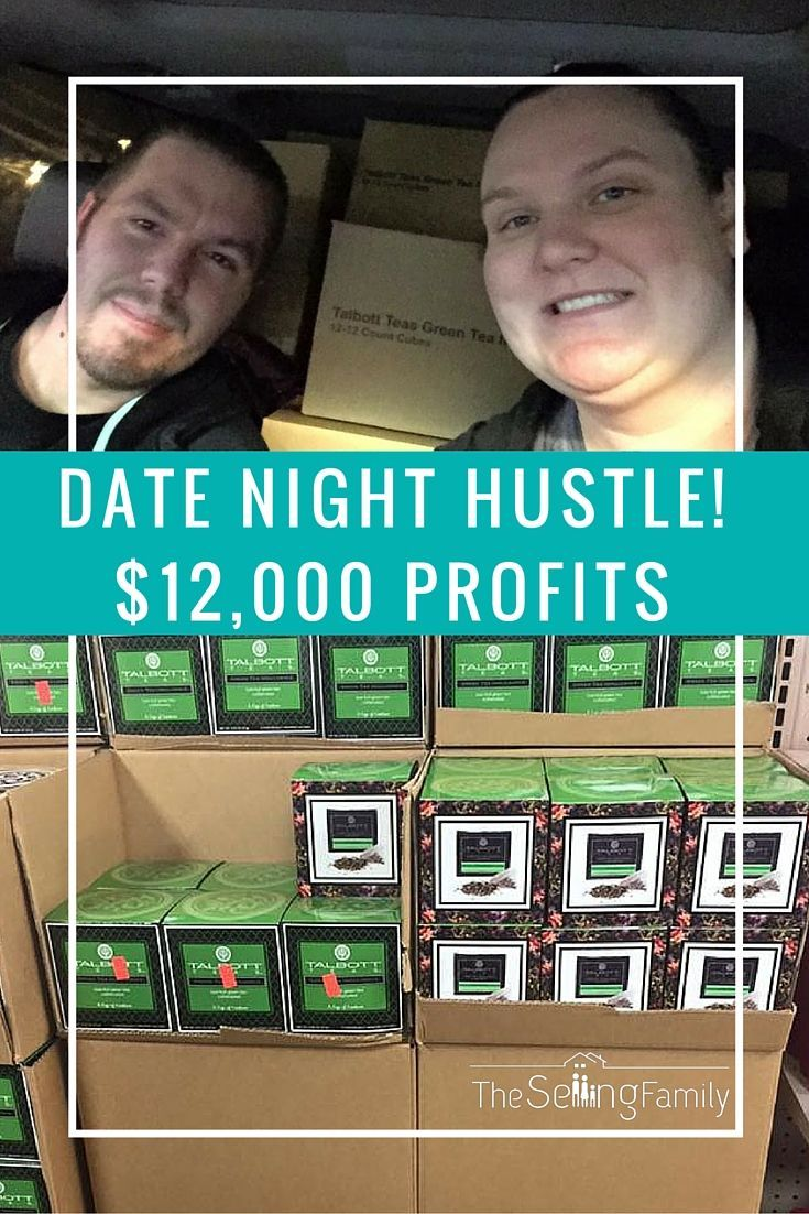 The Selling Family makes their money flipping items on Amazon.  Check out this post to see how they turned $1,300 into over $12,000 worth of profits.  Using a method called retail arbitrage,  you can resell products on Amazon and make a part-time or full-time income!  The possibilities are endless!